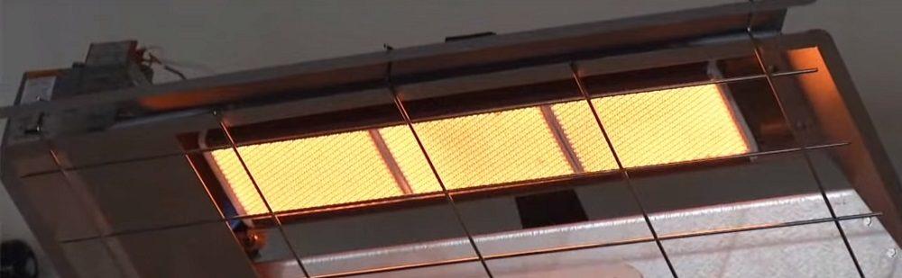 Safest Garage Heater