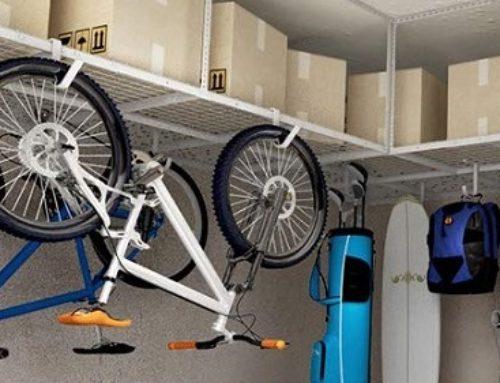 Safety Racks for the Garage: Overhead Garage Storage Racks