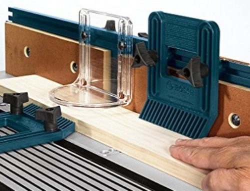 Bosch Router Tables: RA1171 vs. RA1181