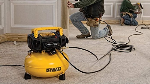 PORTER-CABLE C2002 vs. DEWALT DWFP55126