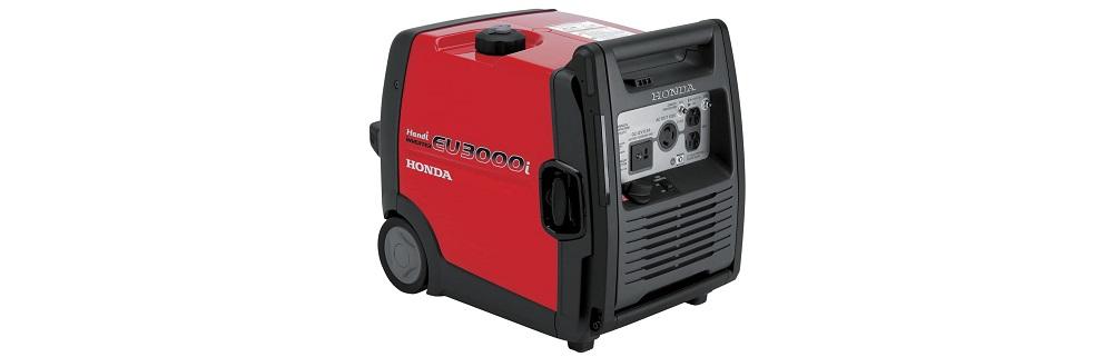 Honda EU3000 Review