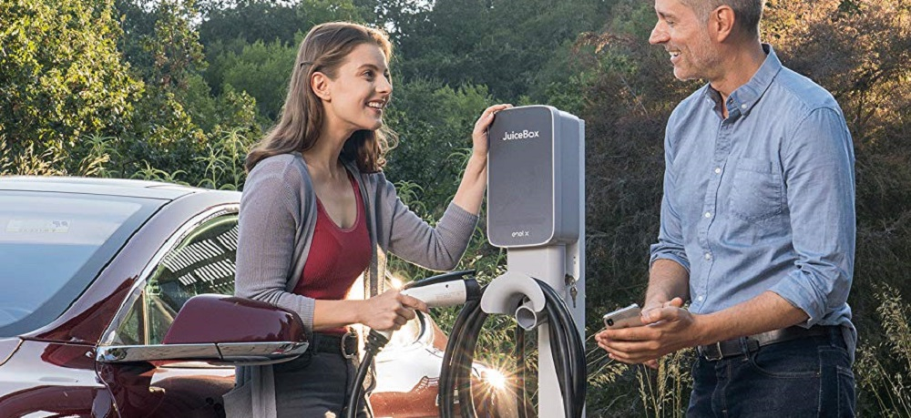 JuiceBox 40 Next Generation Smart Electric Vehicle Charger