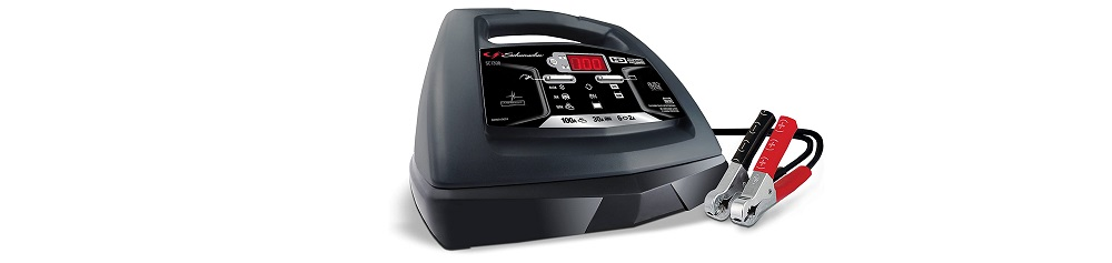 Schumacher SC1308 6/12V Fully Automatic Battery Charger Review