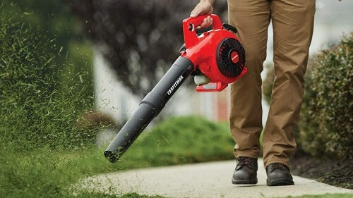2 Cycle Gas Leaf Blower